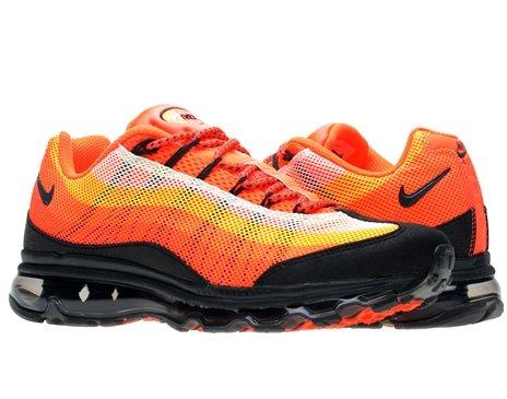 Nike Air Max '95 DYN FW Mens Running Shoes 554715-838 Total Crimson 7.5 M US