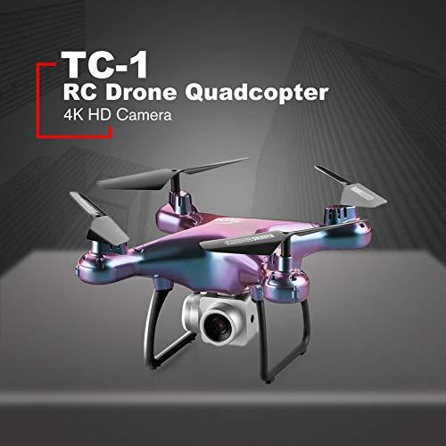 gfjfghfjfh Starry Sky Drone HD 4K WiFi Fotografía aérea Cámara HD ...