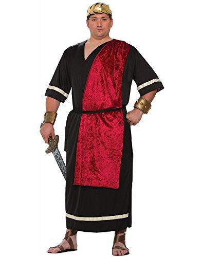 Ancient Roman Empress Costume - Forum Roman Senator Caesar Costume XL