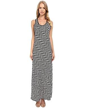 Calvin Klein Women's Maxi Dress with Razor Back CD4A8HER