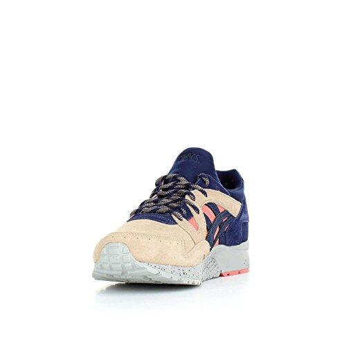 Asics - Gel Lyte V Peach/Indigo Blue - Sneakers Herren