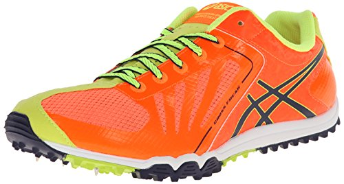 purchase cheap online Asics Men's Cross Freak Shoe Orange Flame/Ink/Flash Yellow with paypal wholesale price for sale discount wholesale discount with credit card 0n7zvESu