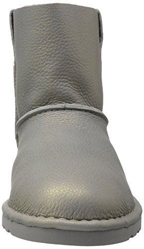 Ugg Unlined Silver Classic Mini Metallic SBrS5wq