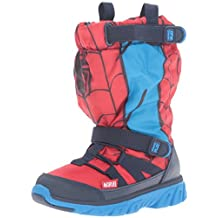 Stride Rite Kids M2P Spiderman Sneaker Boot Little Kid Fashion Boots