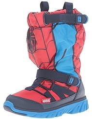 Stride Rite Boys' M2P Spiderman Sneaker Boot