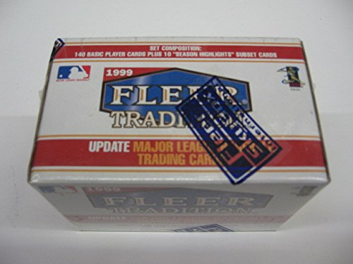 - 1999 Fleer Tradition Baseball Update Factory Set