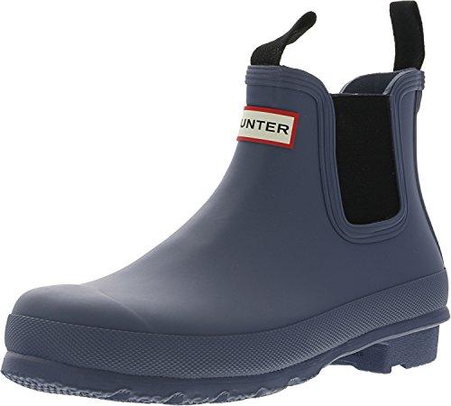 womens hunter rain boots blue - 9