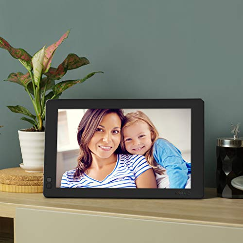 Nixplay Seed Ultra 10 Inch 2K WiFi Digital Picture Frame, Share Moments Instantly via App or E-Mail