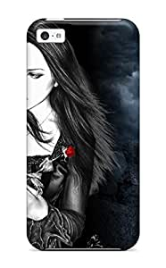 New Tpu Hard Case Premium Iphone 5c Skin Case Cover(whatever You Want)