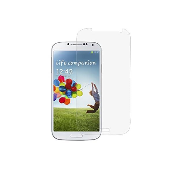 Gankmachine Claro de la Pantalla HD de reemplazo película del Protector para Samsung i9500 Galaxy S4 SIV 1