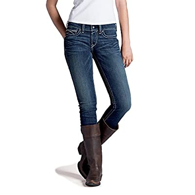 Ariat Women's R.E.A.L. Riding Mid Rise Skinny Jean
