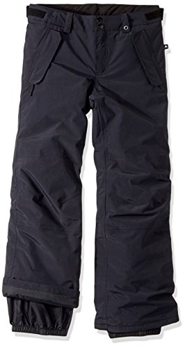 Burton Boys' Parkway Pants, True Black, X-Large Burton Junior Snowboard Clothing