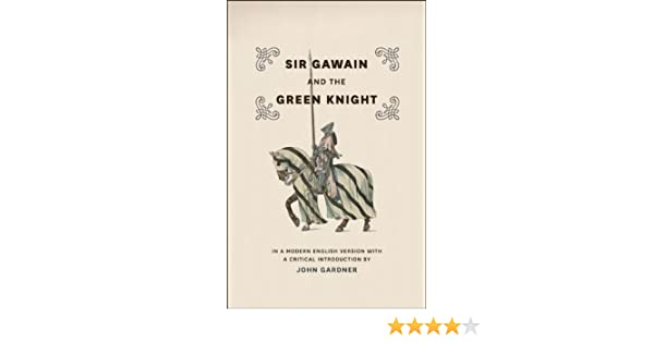 Amazon sir gawain and the green knight in a modern english amazon sir gawain and the green knight in a modern english version with a critical introduction ebook fritz kredel john gardner kindle store fandeluxe Image collections