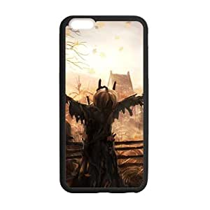 Happy Halloween scaring ghost Case for iPhone 6 plus 5.5""