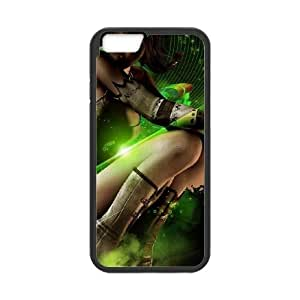 3d girl iphone 6s 4.7 Inch Cell Phone Case Black yyfD-133464