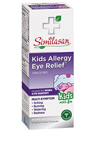 Similasan Kids Allergy Eye Relief Drops, 0.33 Ounce by Similasan