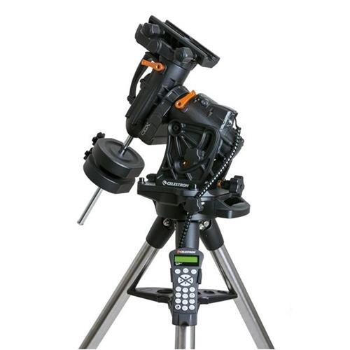Celestron CGX Computerized German Equatorial Mount and Tripod