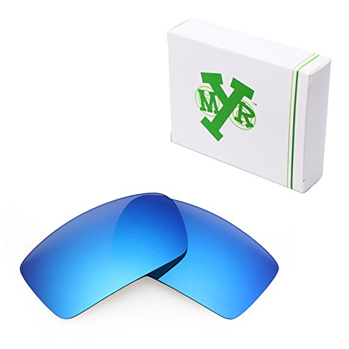 Mryok Polarized Replacement Lenses for Oakley Gascan - Ice - Lens Replacement Gascan Oakley