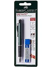 Faber-Castell GW132101-BC Grip Matic 1321 2-Pieces Mechanical Pencil Set, 0.7mm Tip