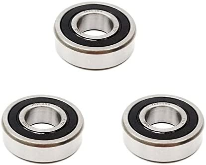 """5//8/""""x1 3//4/""""x1//2/"""" 1633-2RS C3 Sealed Premium Ball Bearing"""