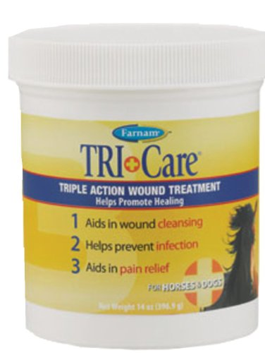 Farnam Companies Tri Care Wound Treatment