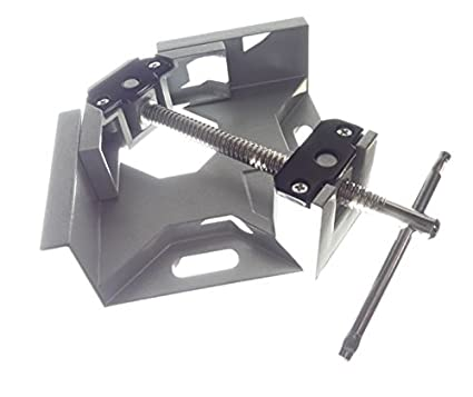 Tech Corner Clamp Right Angle 90 Degree Adjustable Vise Perfect