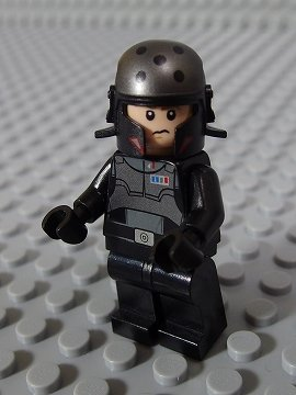 Lego minifigs [Star Wars 625] Agent