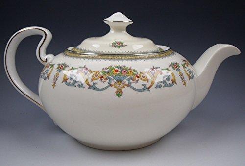aynsley teapot - 2