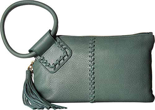 Hobo Women's Sable Meadow One Size (Leather Wristlet Fringe)