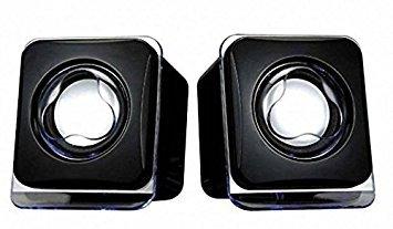 Shivsoft Vsquare HS900 Portable Speaker  Black, 2.0 Channel