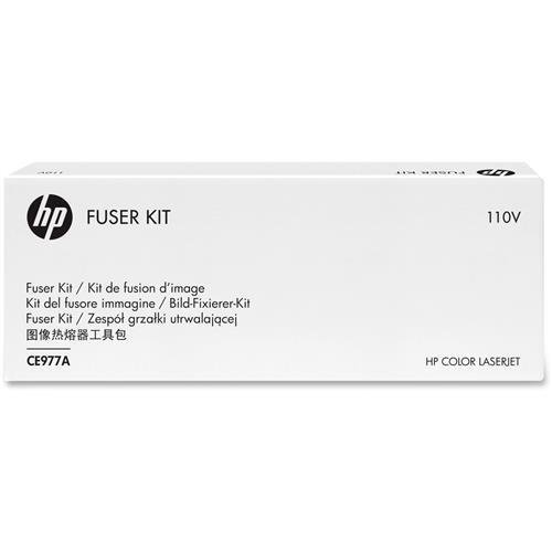 Kit Image 110 Fuser Volt (HP CE977A Fuser Kit 110V for Laserjet CP5525, M750 Printers)