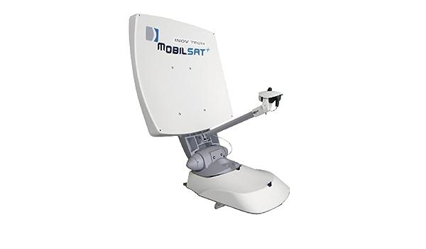 Antena satelite automatica Mobilsat HD: Amazon.es: Coche y ...