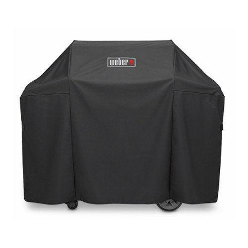 Weber 7130 Genesis II Cover, Black (Weber Genesis E 310 Natural Gas Best Price)