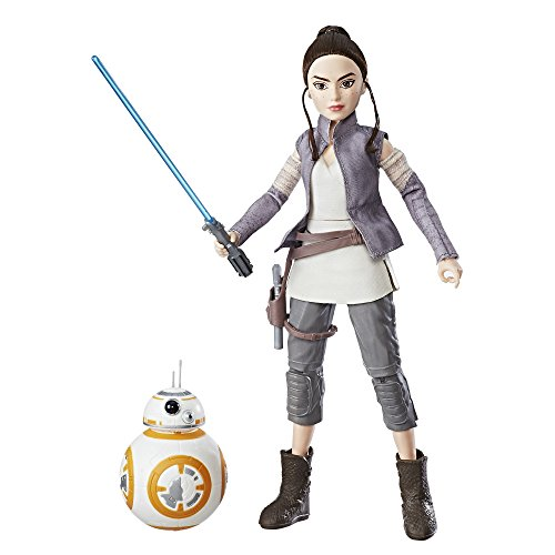 Star Wars Doll (Star Wars Forces of Destiny Rey of Jakku and BB-8 Adventure Set)