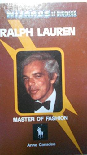 book cover of Ralph Lauren