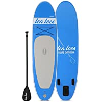 Ten Toes 10-ft Inflatable Stand Up Paddleboard