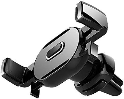 カーエアコンエアアウトレット車の電話ホルダーベントクリップクリップ式サポートクリエイティブナビゲーションサポート