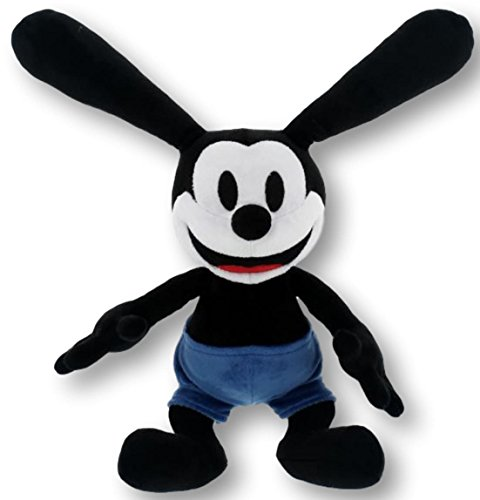 Disney 9 Inch Plush - Disney Parks Oswald the Lucky Rabbit 9 Inch Plush Doll