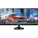 "LG 25UM58-P 25"" Full HD IPS Negro Pantalla para PC - Monitor (63.5 cm (25""), 250 CD/m², 2560 x 1080 Pixeles, 5 ms, LED, Full HD)"