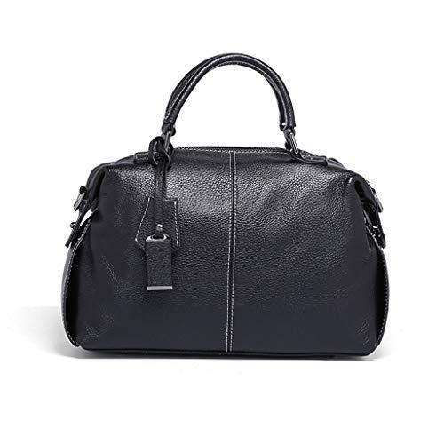 Dimensioni One Donna Da Daypack colore Versatile A E Nero Brown Borsa Tracolla Size Grande w6qWvF
