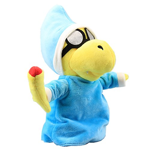 UiUoU Super Mario Bros. Kamek Magikoopa Plush (Cheap Mario Plushies)