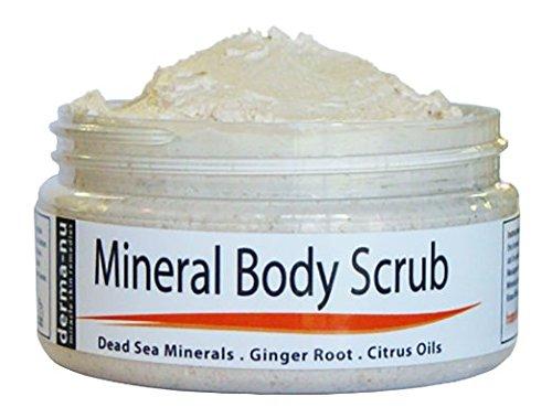 Dead Sea Salt Scrub Derma nu