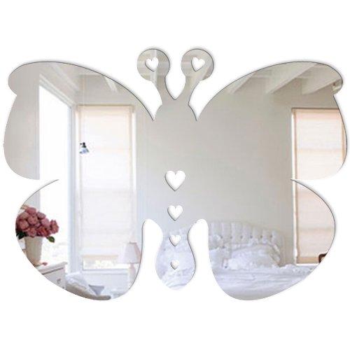 Mungai Mirrors 0317 Baby Butterfly Acrylic Mirror