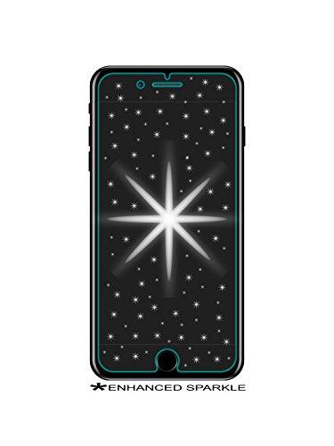 IPhone 7 Plus Screen Protector-Diamond Tough-Sparkles like Glitter [2 Pack] (7 Plus)