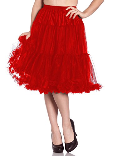 Jupon Uni Bunny Rouge Femme Hell Jupe ZqE8w