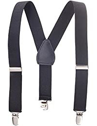Hold'Em Suspender for Kids Boy USA Made Polished Clip...