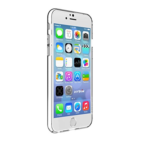 iPhone 6 case, 6s Crystal Clear [ClearCase Series] Shock-Dispersion Technology [Scratch Resistant] Bumper iPhone 6s Case with Clear Back ()