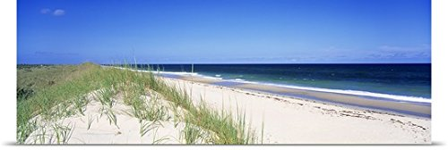 greatBIGcanvas Entitled Cape Hatteras National Park Outer Banks NC Poster Print, 90