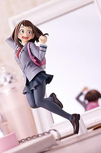 15cm OCHACO URARAKA Anime My Hero Academia PVC Figure Toy Doll New NoBox