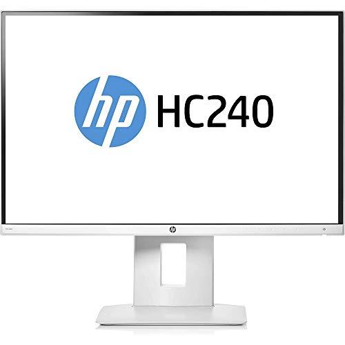 (HP 24-Inch Screen LED-Lit Monitor White (Z0A71A8#ABA))